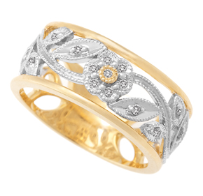 RBC Flower Ring R7112