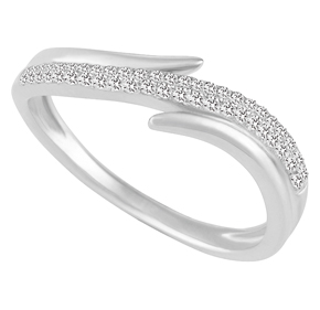 Micro Pave Fancy Dress Ring R130