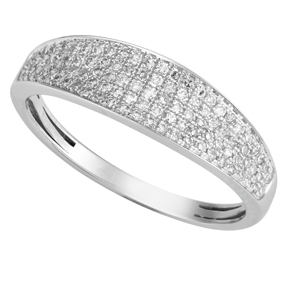 Micro Pave Set Ring RPAV30