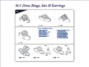 Temptation Jewellery Catalogue 2016 - 2017 - 9CT Sets
