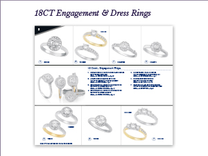 Temptation Jewellery Catalogue 2016 - 2017 - Engagement Rings