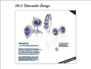 Temptation Jewellery Catalogue 2016 - 2017 - Art Deco Range & Bracelets